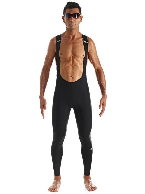assos HabutightsMille S7 Bib Shorts Heren zwart